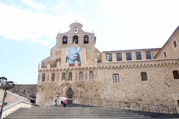 San Salvador de Oña, Burgos