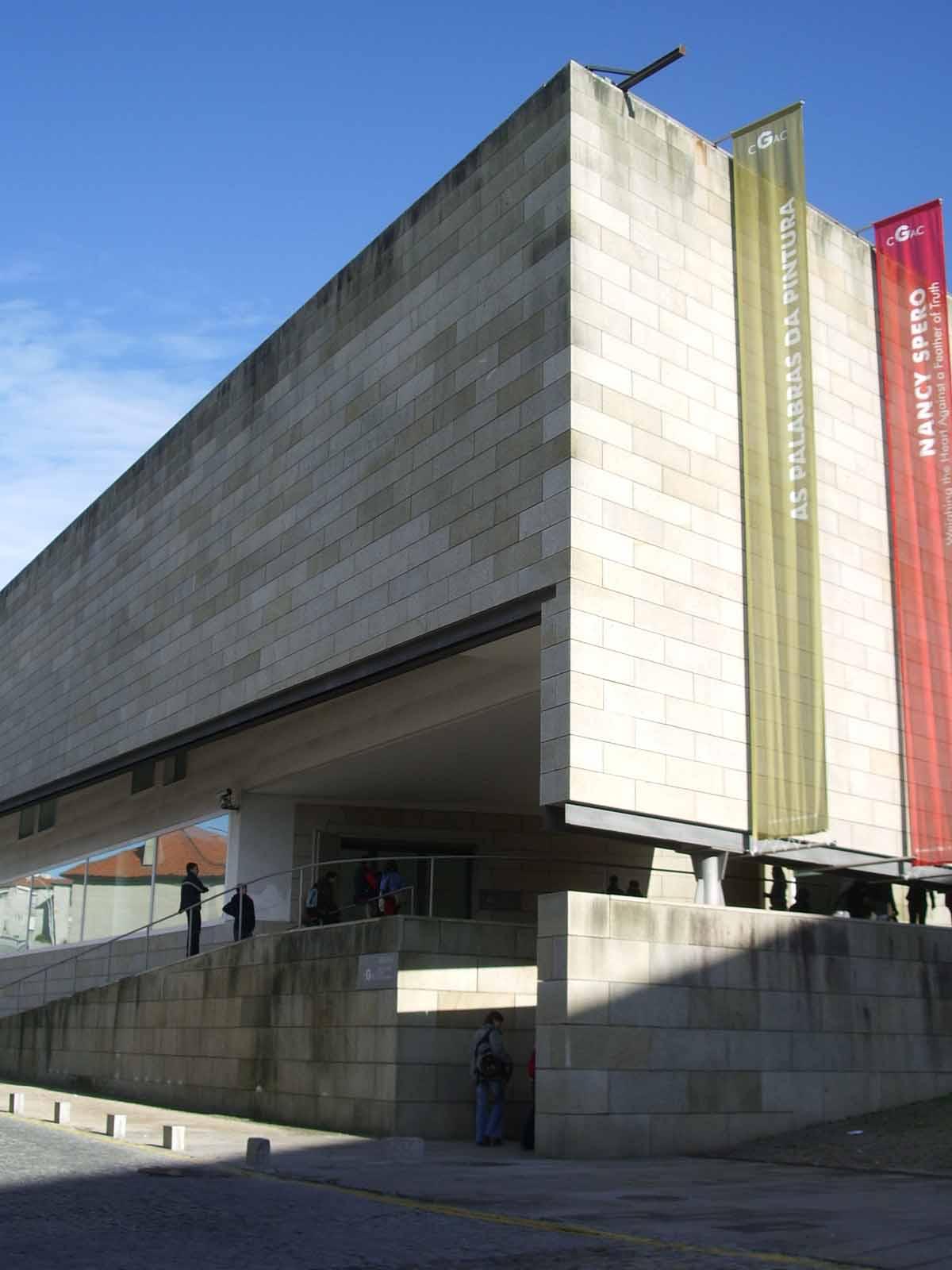 Arquitectura Contemporánea en Santiago de Compostela: 12 ...