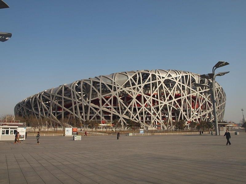 Estadio Olímpico Beijing. Loken