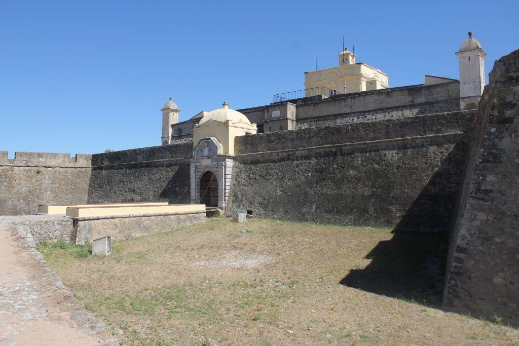 Forte Santa Luzia, Elvas