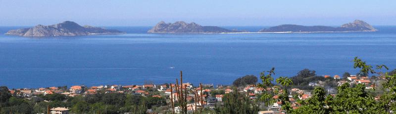 Islas Cíes. Foto: Susana Freixeiro.