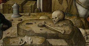 calavera-crucifixion-juan-de-flandes