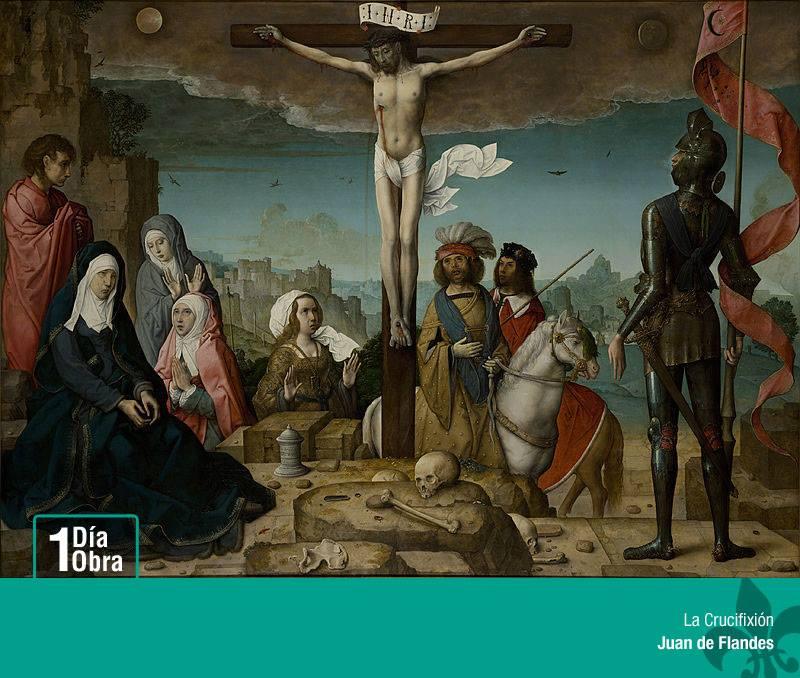 crucifixion-juan-de-flandes