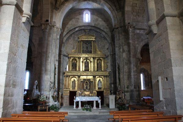 Nave central del Monasterio