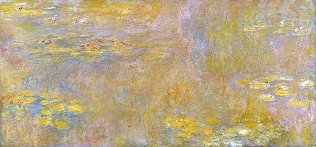 Claude Monet - Nenúfares