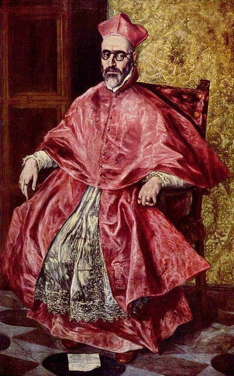 retrato-cardenal-el-greco