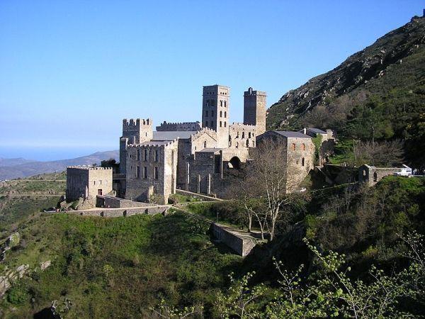 Monasterio-sant-pere-de-rodes