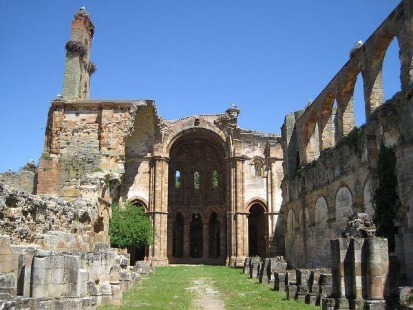 Santa María Moreruela, Zamora.