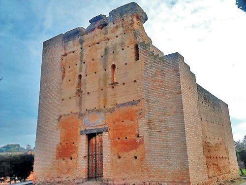 Torre atalaya de San Bartolomé de la Torre