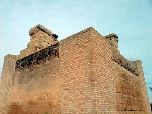 Elementos restaurados de la torre