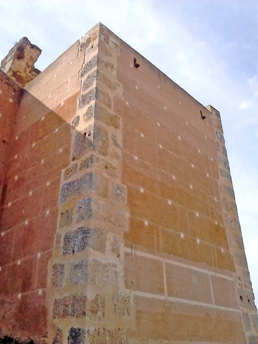 Decoración Muralla de Niebla