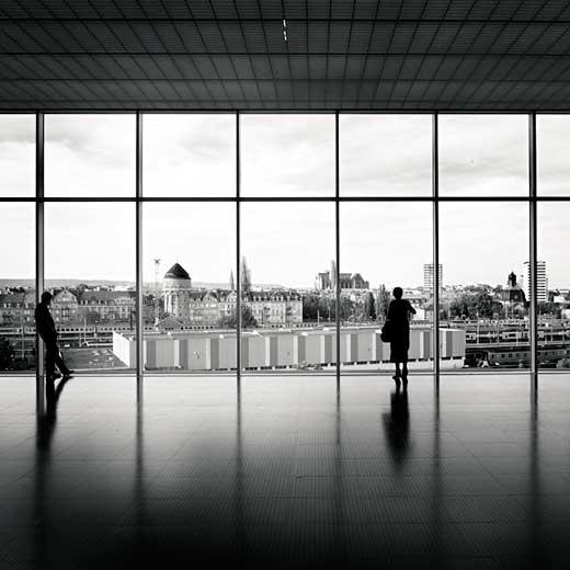 Renzo Piano y Richard Rogers, Centro Georges Pompidou, París