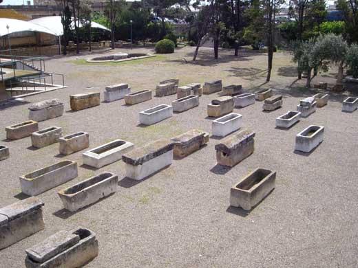 Necrópolis paleocristiana Tarragona