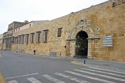Murallas Tarragona