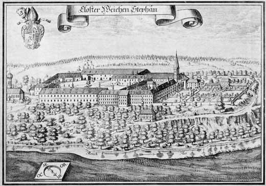 Abadía de Weihenstephan.