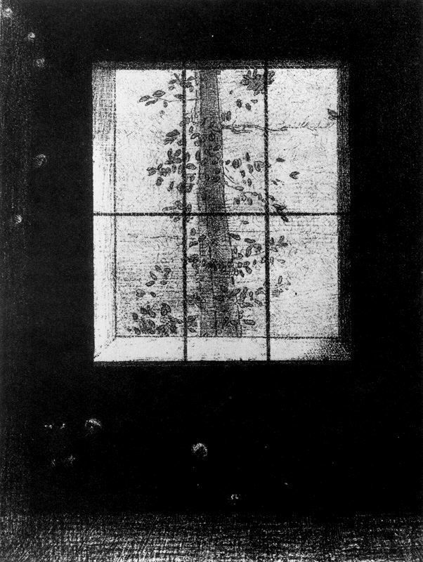 Odilon Redon, El día, 1891.