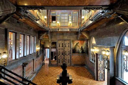 Salon Palau Guell