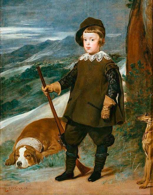 Retrato del Príncipe Baltasar Carlos