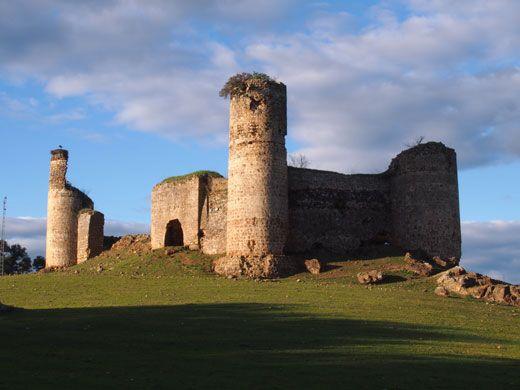 Castillo de Torres, Monesterio, Badajoz.