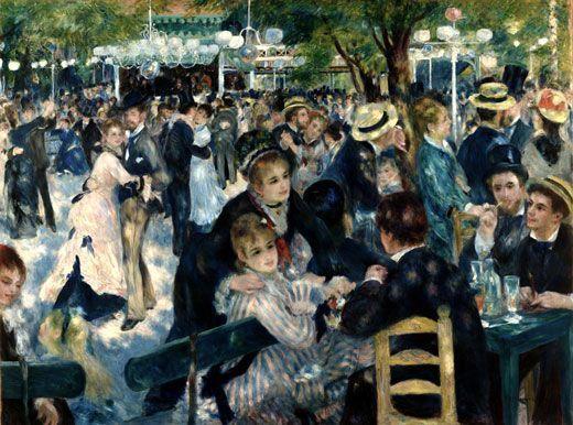 Renoir - Moulin de la Galette