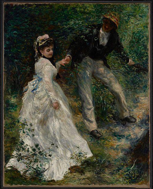 Renoir - La Promenade